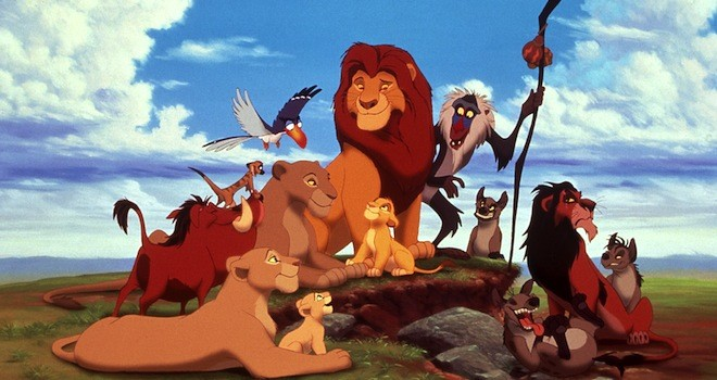 Lion King Baby Names: Simba, Nala, Timon
