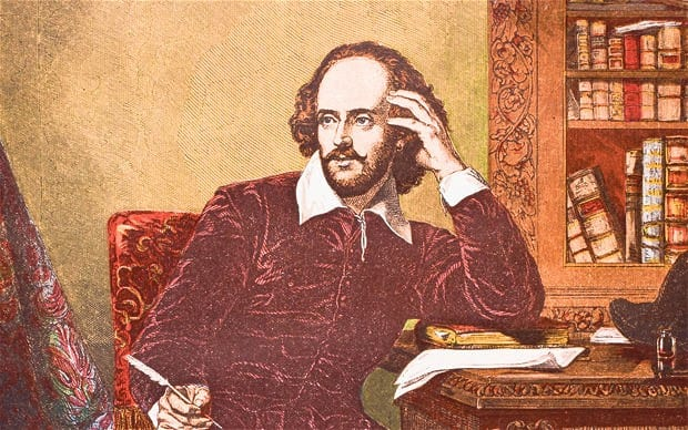 12 Great Shakespeare Names: Ophelia, Orlando, Oberon