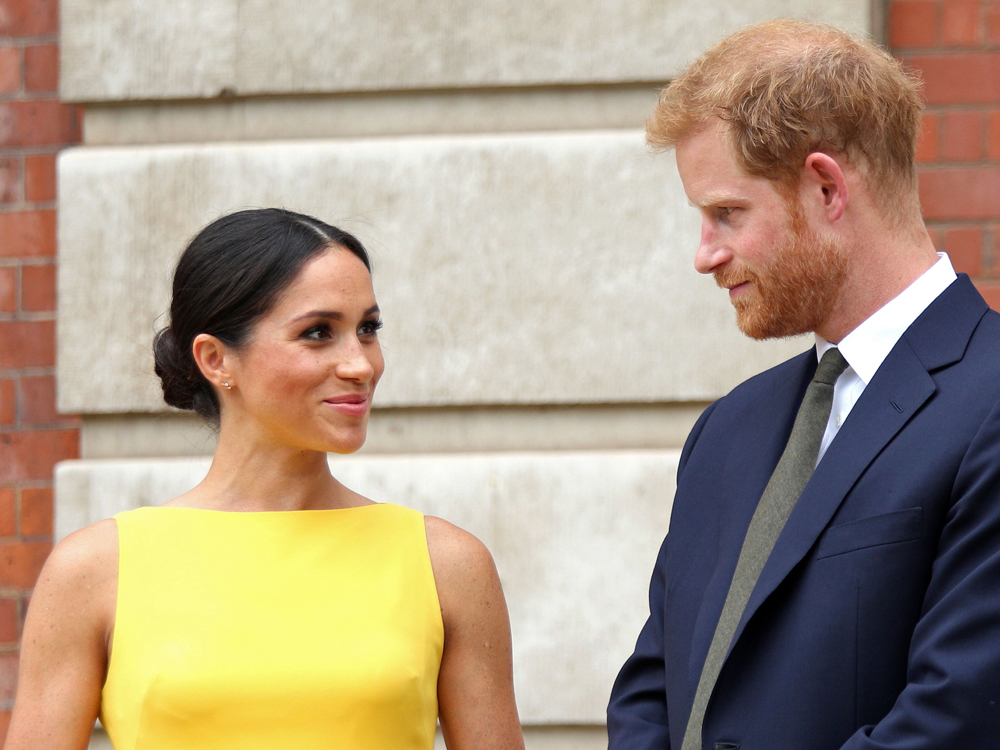 Great Anglo-American Baby Names for Harry and Meghan