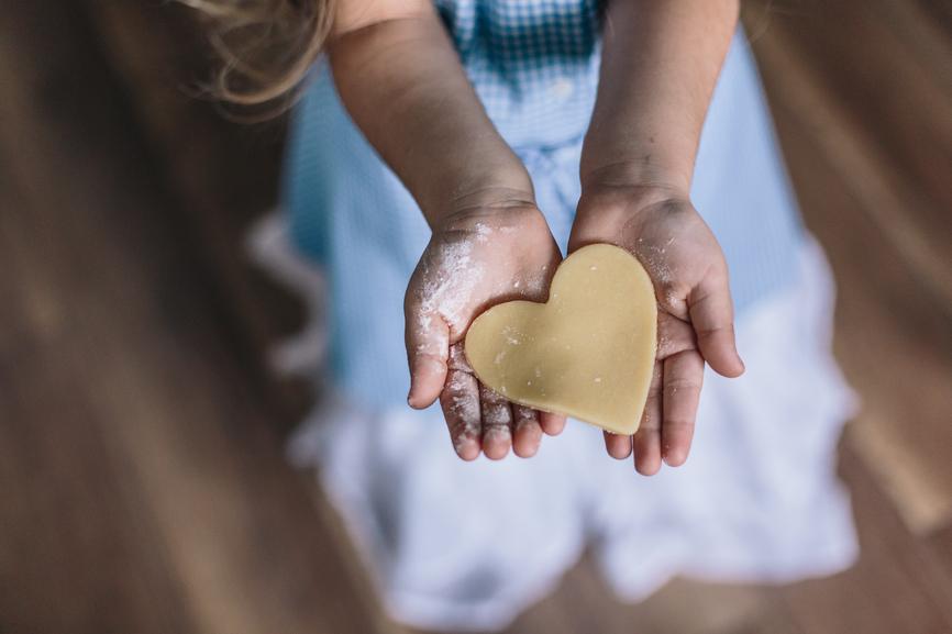 Valentine's Day Baby Names Mean Love