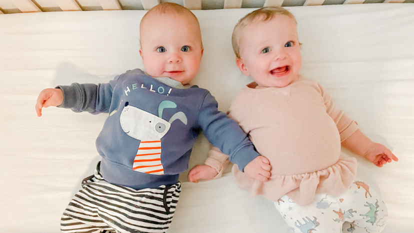 How I Named My Babies: Rosie Cynthia & Ramsey Terrance