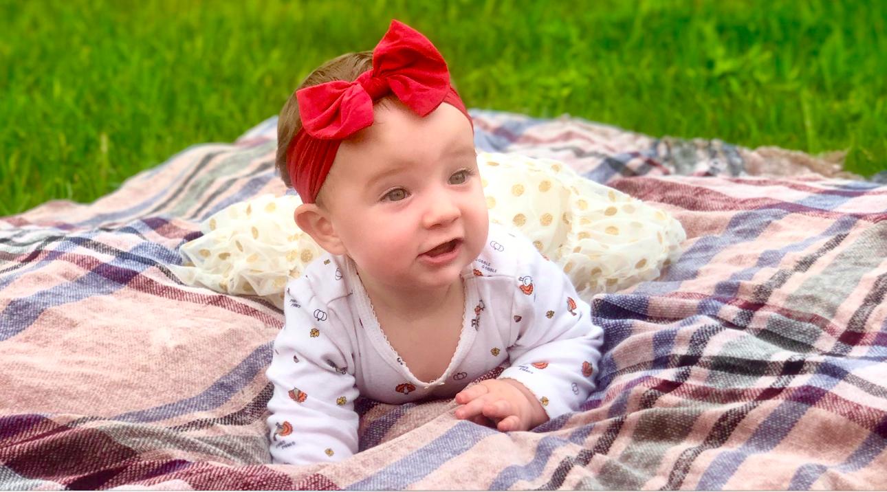 How I Named My Baby: Atlas Rose