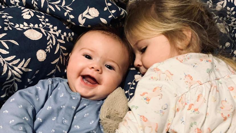 How I Named My Baby: Pippa Georgia Bea