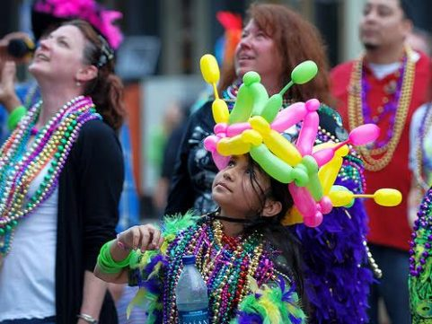 Mardi Gras Names Let The Good Times Roll!