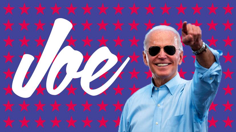 The Name Joe Finally Gets Presidential