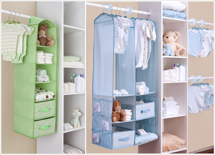 Pregnancy Tips: Organizing your home pre-baby