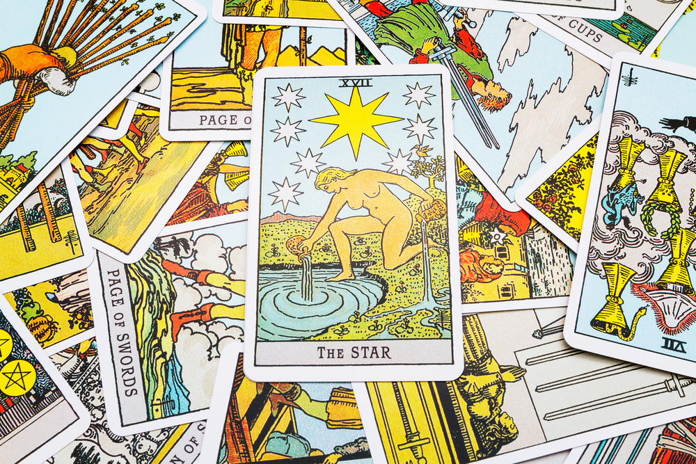 Names Inspired by Tarot Cards