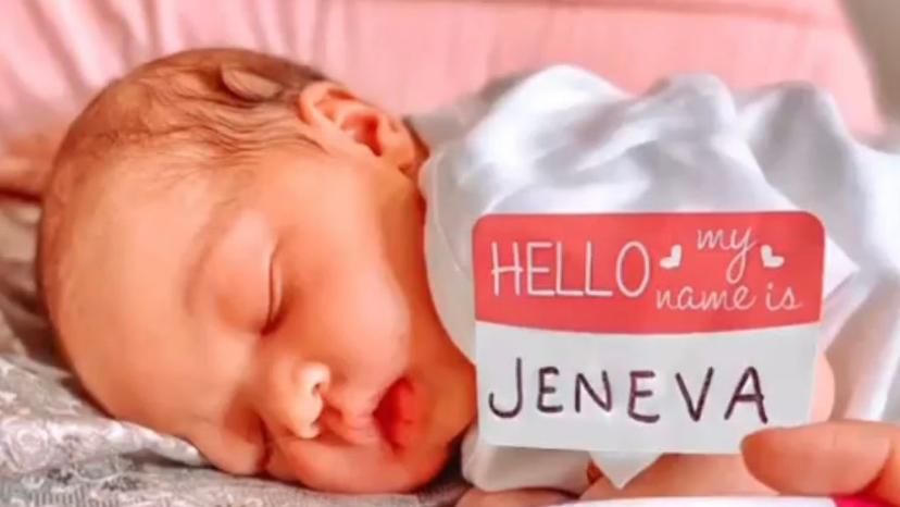 How I Named My Baby: Jeneva Mabelle