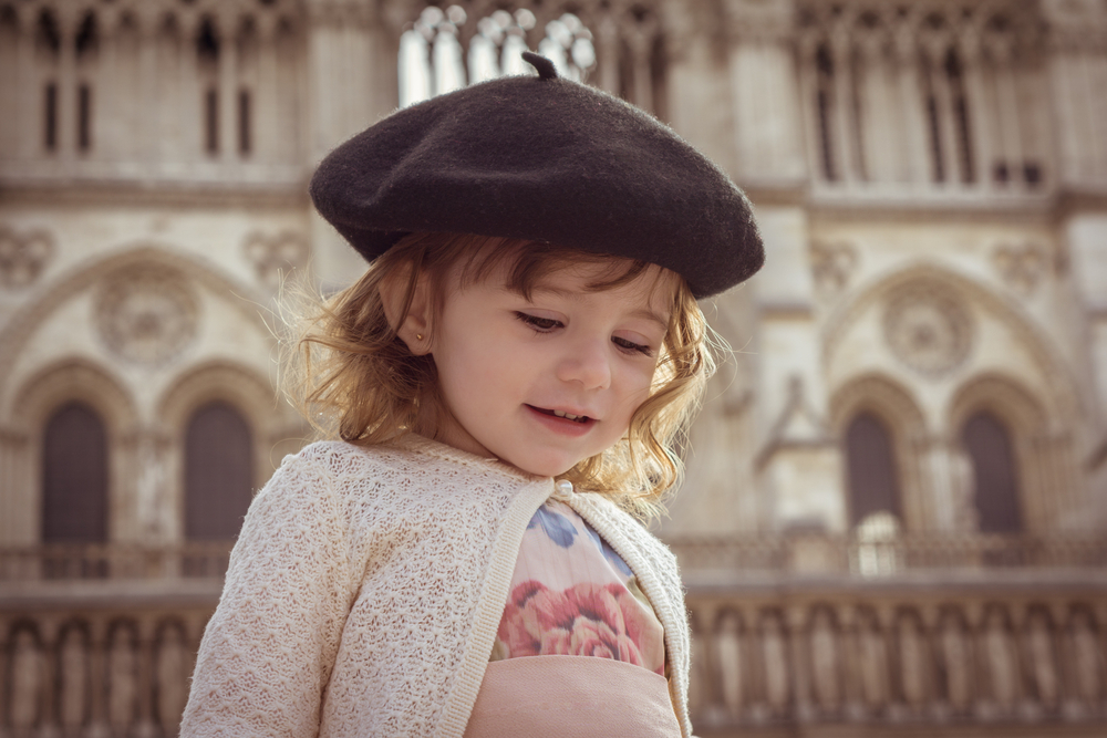 10 Great Girl Names from the French Top 100