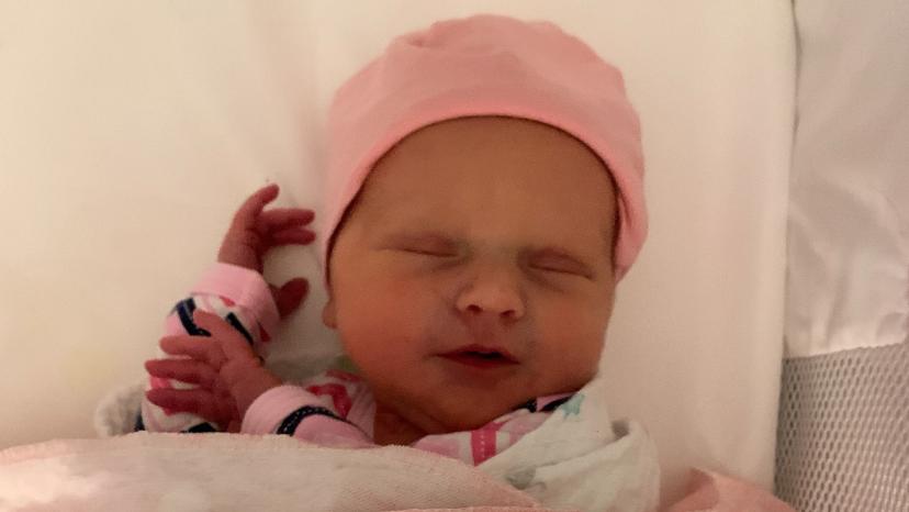 How I Named My Baby: Elin Francis
