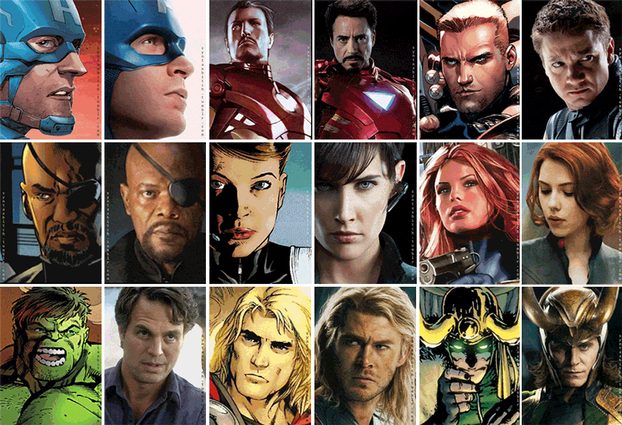 Marvel Universe Movie Names: How influential are they?