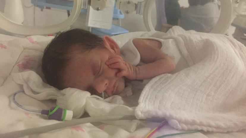 How I Named My Baby: Calla Grace
